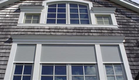 steel shutters for windows rolling shutters shade and shutter systems inc