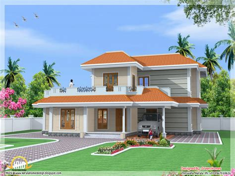 House Design India by Most Beautiful Houses In Kerala Kerala Model House Design