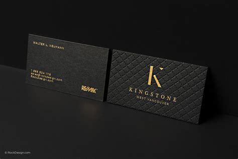 black remax business cards templates realtor black visit card template rockdesign