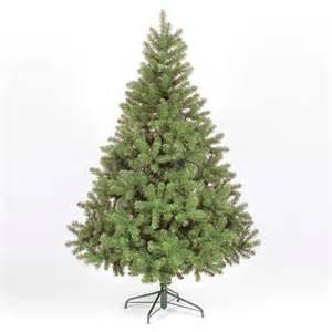 7ft slim green colorado spruce artificial tree