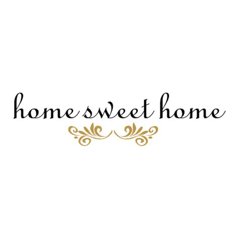 graceful home home wall quotes decal wallquotes com