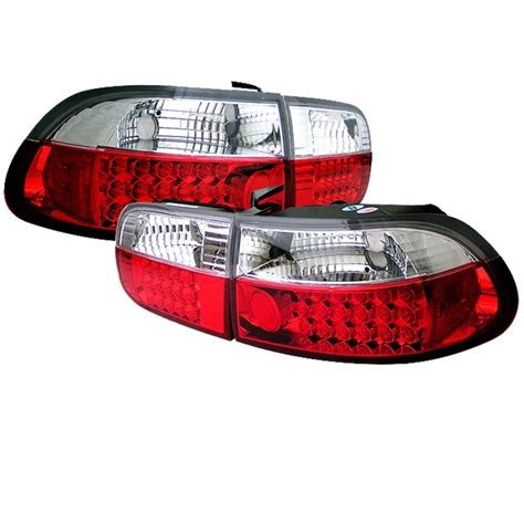 honda civic tail lights for sale 1992 1995 honda civic 2 door 4 door performance altezza