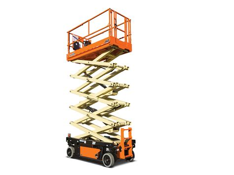 4045r Electric Scissor Lift