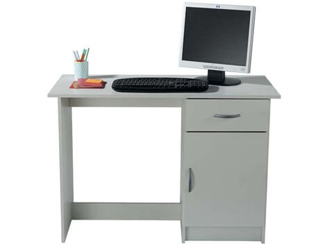 bureau d ordinateur conforama meuble pour ordinateur conforama bureau verre fly