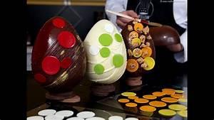 Oeuf De Paque : d corer des oeufs de p ques en chocolat youtube ~ Melissatoandfro.com Idées de Décoration