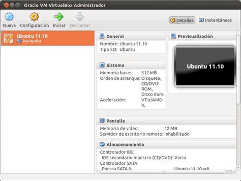 optimizar el uso de virtualbox nosinmiubuntu ubuntu en
