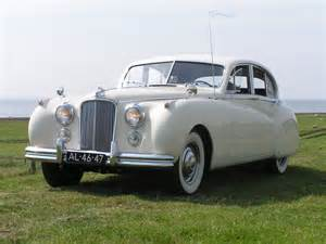 1954 Jaguar Mark VII - Information and photos - MOMENTcar
