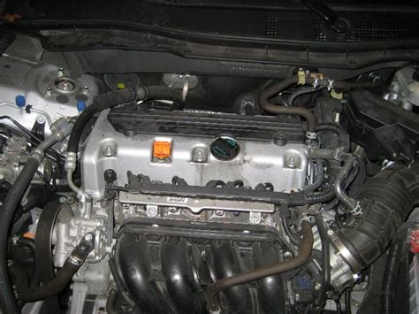 2008 Honda Accord Engine by Honda Accord K24z2 I4 Engine Spark Plugs Replacement Guide 030