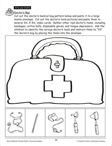 Doctor Bag Craft Template by Doctor Bag Craft Template 28 Images Doctor S Bag With