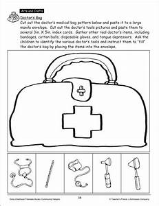 doctor bag clipart clipart for work With doctor bag craft template