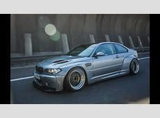 BMW E46 Rocketbunny Pandem Autobahn YouTube
