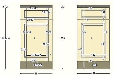 standard cabinet door sizes typical cabinet door dimensions best home decoration