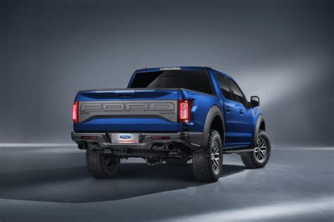 2017 Ford F 150 Raptor Supercrew Introduced In China