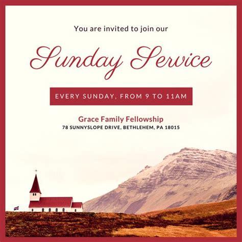 easter church invitation letter