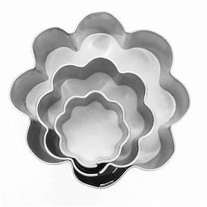 Emporte Piece Inox : emporte pi ce inox pour modelage fleur x 3 emporte pi ce modelage creavea ~ Teatrodelosmanantiales.com Idées de Décoration