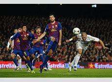 من الذاكرة Real Madrid 12 FC Barcelona ذهاب ربع نهائي