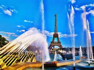 Paris Vacation Spots
