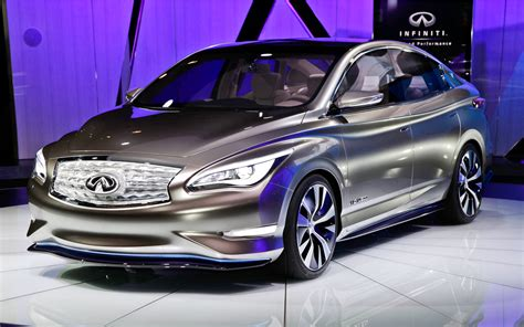 Infiniti Le Concept First Look 2018 New York Auto Show