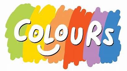 Colours Clipart Clip Clipartlook English Colors 1920