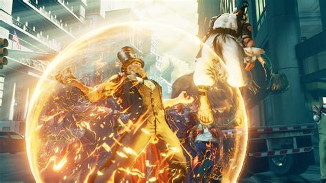 sfv arcade edition sagat   august  reveal
