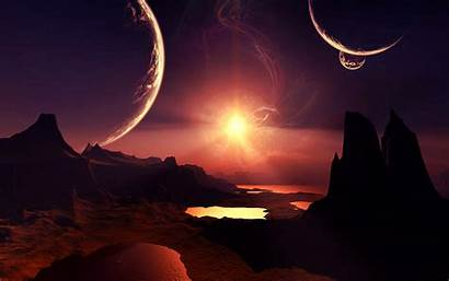 Sci Fi Backgrounds Desktop Pixelstalk