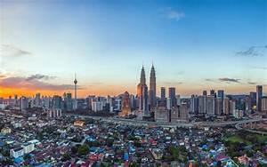 Hintergrundbilder : Sonnenuntergang, Stadt, Stadtbild ...