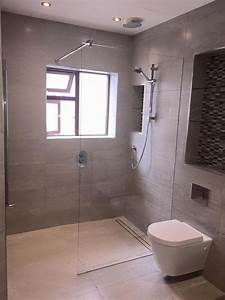 Wet rooms designs home design for Wet floor bathroom designs