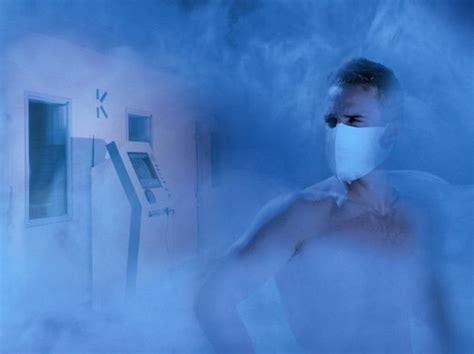 cryotherapy spas  spin  chill   cure
