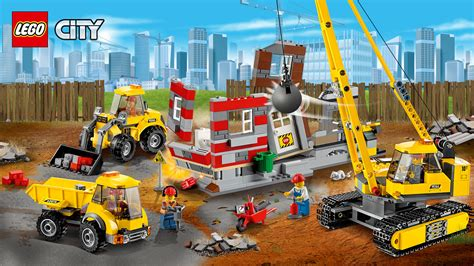 Lego City Wallpapers ·①