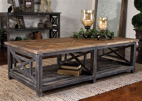 Creative Coffee Table Ideas For Cool Living Room