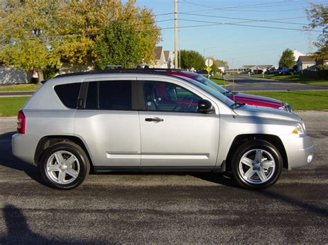 Jeep Compass Modification by Powerhousejeep 2008 Jeep Compass Specs Photos