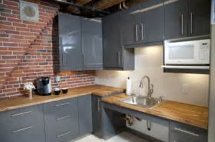 brick kitchen backsplash brick backsplash for kitchen kitchentoday