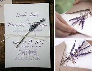 invitations with dried flowers weddings do it yourself With wedding invitations with lavender flowers