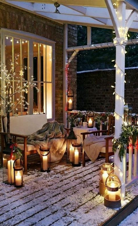 Les guirlandes lumineuses de Noël en 46 photos!