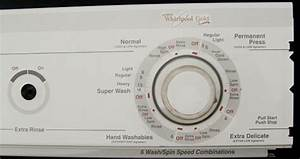 Whirlpool Ultimate Care Ii Washer Parts Diagram