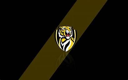 Richmond Tigers Background Desktop Logos Afl Team
