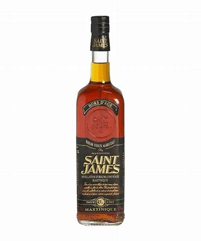 James Rhum Saint Extra Agricole Rum Liquor