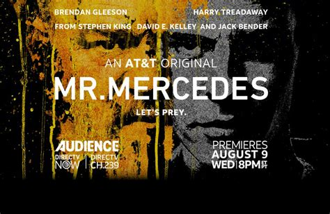 Mercedes derives much of its queasy power from king's ability to pull readers inside hartsfield's claustrophobic existence, a veritable incubator of banal evil. Mr Mercedes Exclusive Interview director Jack Bender Assignment X