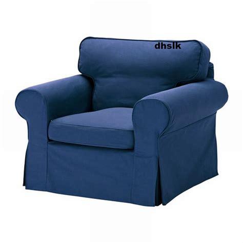 ikea ektorp cover for arm ikea ektorp armchair cover chair slipcover idemo blue