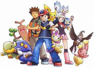 how many pokemon characters are there