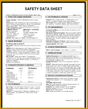 6 ghs safety data sheet template fabtemplatez