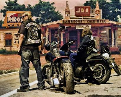 Anarchy Sons Background Wallpapers Tv Soa Cool