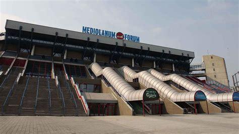 Mediolanum Forum   GAe Engineering srl   Giuseppe Amaro ...