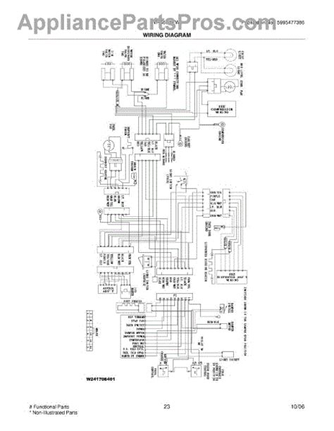 parts for white westinghouse wrs6r3ew9 wiring diagram parts appliancepartspros com