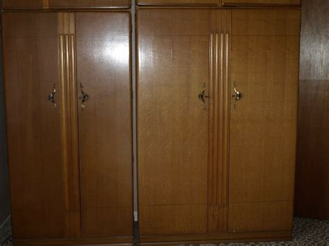 Shelving Gumtree Perth by Two Stylish Wooden Wardrobes Great Storage Will Sell