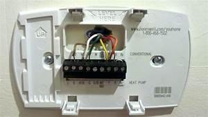Honeywell Th5220d1003 Wiring Diagram