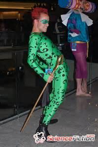 Jim Carrey Riddler Costume