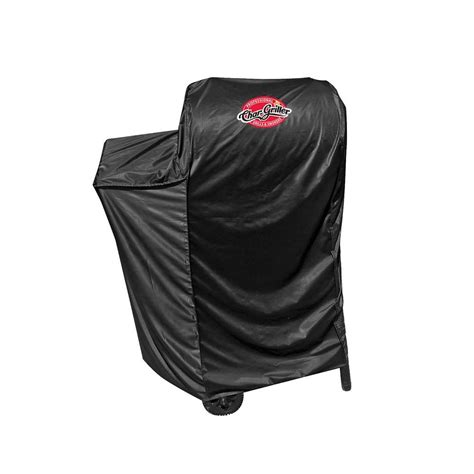 char griller patio pro grill cover 6060 the home depot