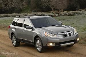 Subaru Issues Another Recall For The 2010 Outback And The