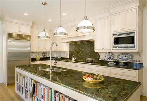 bathroom fixture ideas butterfly green granite kitchen traditional with breakfast